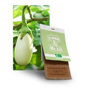 graine aubergine blanche bio