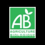 Logo Agriculture biologique - Dr. Jonquille & Mr. Ail
