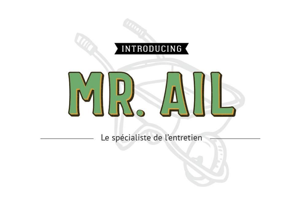Conseils Mr. Ail