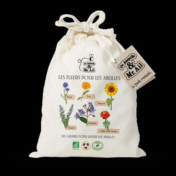 Kit de jardinage - Les fleurs pour les abeilles