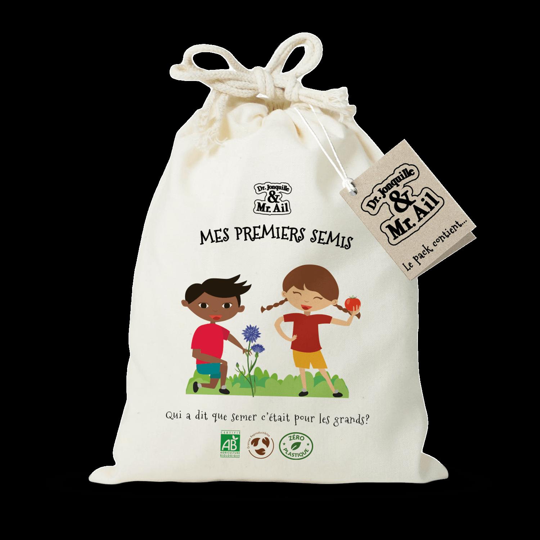 Kit de Jardinage - Mes premiers semis