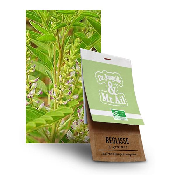Fines herbes-Réglisse 100 graines