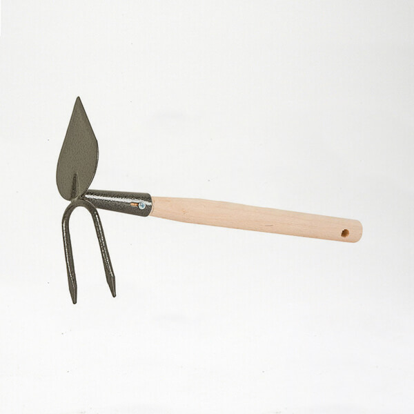 Serfouette langue pour jardinage - Dr. Jonquille & Mr. Ail