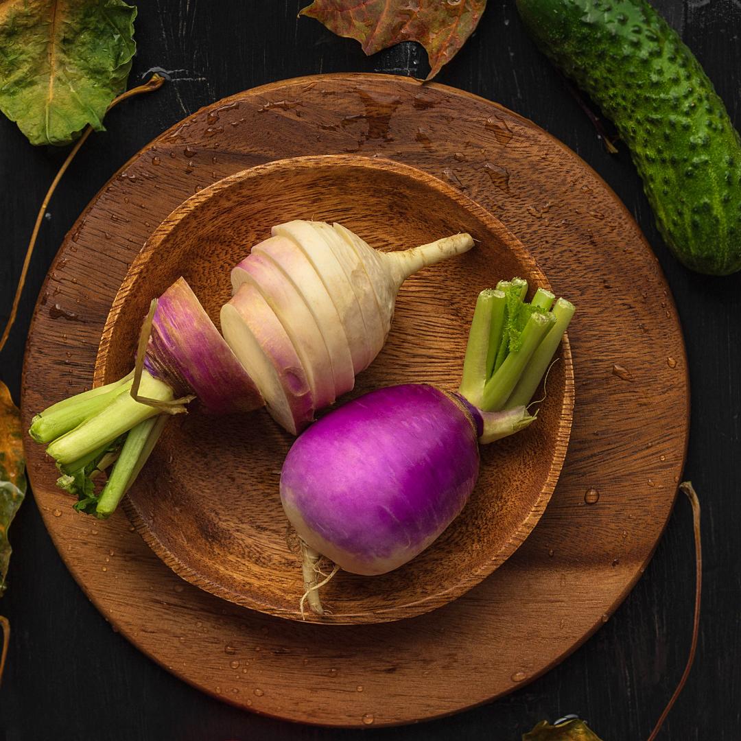 Le navet : semis, culture, et récolte - Blog - Dr. Jonquille & Mr. Ail